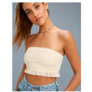Free People Callie Bralette